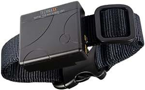 Technaxx GPS Tracker 01 - 60 Stunden Standby Zeit inkl. Befestigunghalsband schwarz