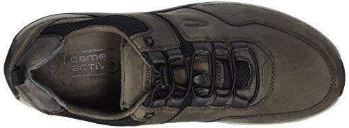 Cammello Attivo Herren Moonlight 13 Sneaker Grau (dk.grey / Black)