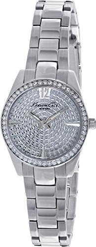 Kenneth Cole Classic Silver Ladies Watch KC4978