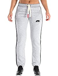 Smilodox Damen Jogginghose Basic 1.0