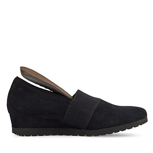 IZONA GABOR PUMP WITH CHUNKY SOLE 72.683 Navy Suede