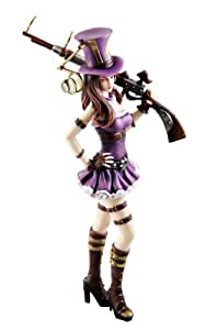 NuoYa005 LOL League of Legends Figure cosplay Sheriff of Piltover Caitlyn 27cm PVC