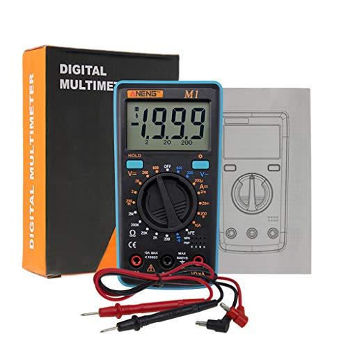 A0127 - Multimetro digitale a mano AC/DC
