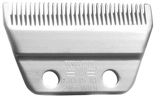 Wahl Professional Animal Standard Ersatzklingen-Set, 30-15-10, extra breit, 1037-600 Standard-clipper