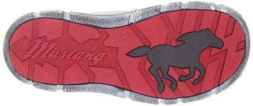 Mustang 1110602/824, Boots femme Beige-TR-H2-2