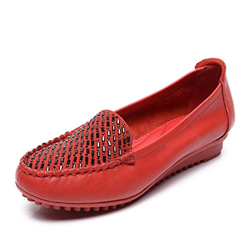 Taille légère printemps et automne chaussures de Dame/ Doug d'âge mûr chaussures chaussures de loisirs/Chaussures de maman A