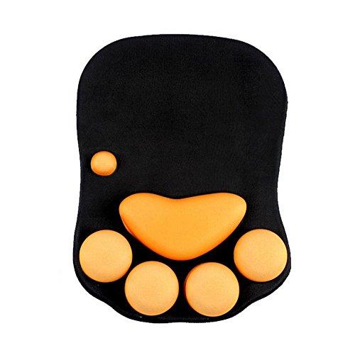 "Especificaciones: Nombre Del Producto: Cat pinza para pulseras Pad Modelo: MG-02 Tipo: Mousepad Color: Amarillo + Negro Mousepad Características: Cartoon Mousepad Peso: 0,34kg Mousepad Dimensiones: 10.63""* 7.87"" * 0.9""/27,3* 20* 2.3cm Material:..."