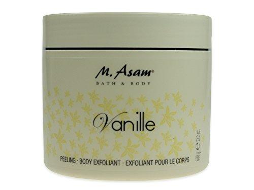 M.Asam Body Peeling Vanille - 600g