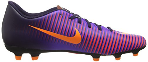 Nike 831969-585, Scarpe da Calcio Uomo Viola (Purple Dynasty/bright Citrus-hyper Grape)