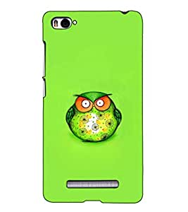 Fuson Designer Back Case Cover for Xiaomi Mi 4i :: Xiaomi Redmi Mi 4i (An owl theme)