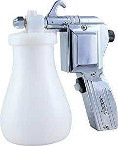 Textile Stain Cleaning Spray Gun, Arrow CM11 (Metal Body, Straight Nozzle) With FREE additional NOZZLE and Wonder Trimmer