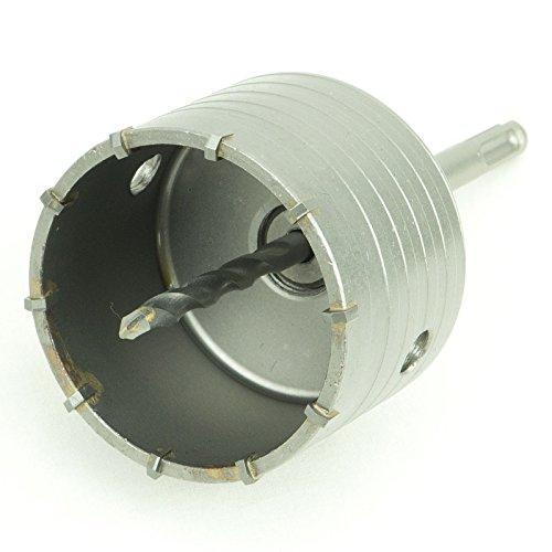 Bohrkrone SDS Plus Dosenbohrer Lochbohrer 80mm SDS Plus FT-80SP