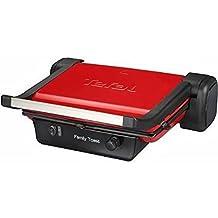 TefalGC101 Family Toast Tost Makinesi, 1800 Watt, Kırmızı