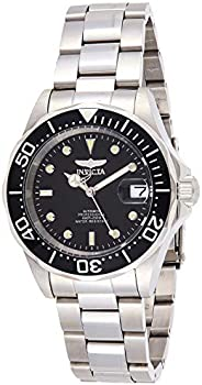 Invicta Unisex-Adult Automatic Watch, Analog Display and Stainless Steel Strap 8926