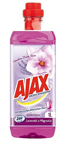 Preisvergleich Produktbild AJAX Allzweckreiniger Lavendel und Magnolie, 1er Pack (1 x 1 l)