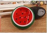 SROVFIDY Fluffy Slime Spielzeug,Kristall Frucht Ton Gummi Schlamm intelligente Hand Gummi Plastilin Schleim Kind (B)