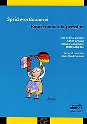 Sprichwortbrauerei : Expressions à la pression