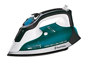 Russell Hobbs 14805 Precision Heat Digital Steam Iron With Ceramic Sole Plate 2400 W