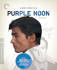 Criterion Collection: Purple Noon [Blu-ray] [1960] [US Import]