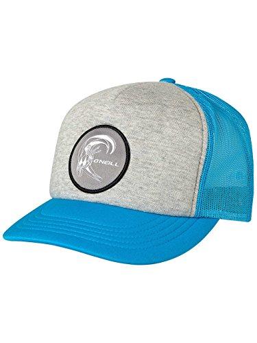 O'Neill Herren Bm Trucker Cap Streetwear Kappen, Silver Melee, One Size