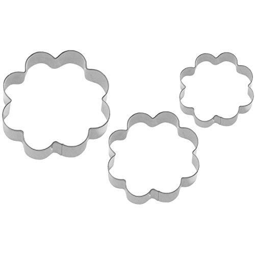 Westmark 448622 Ausstecher, Edelstahl, Silber, 20 x 10 x 10 cm