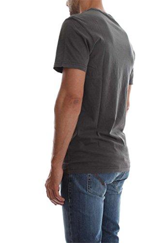 G-STAR RAW Herren T-Shirt Afron R T S/S Black