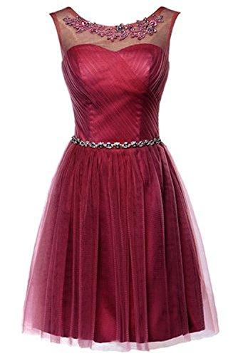 CoutureBridal -  Vestito  - Sera  - Donna rosso vivo