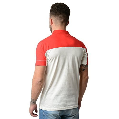 Fila Corsair GM010 Polo Top Red