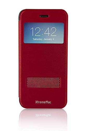 XtremeMac Window Case iPhone 6/6+ weiß Rot