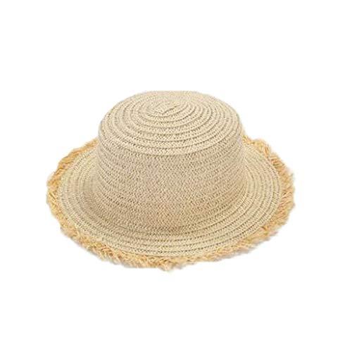 Hut, gesunde und komfortable Mode Sonnenhut, geeignet für Outdoor, Strand, Reisen, etc, s