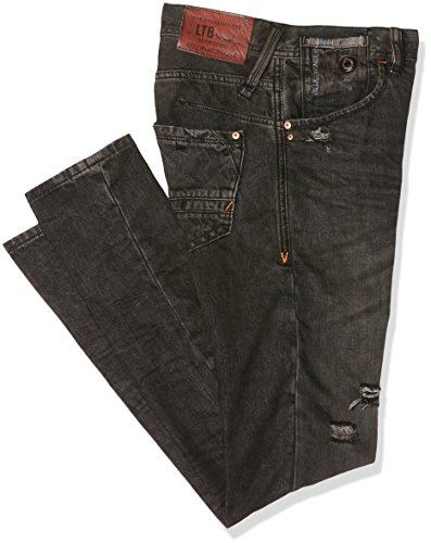 LTB Jeans Herren Slim Jeanshose FABIJAN Blau (Lance Wash 4674)