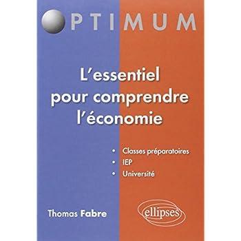 L'essentiel pour comprendre l'économie