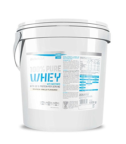 Biotech 100% Pure Whey Proteínas Coco y Chocolate - 4000 gr