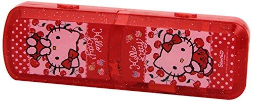 Hello Kitty Cubilete/Plumier con Accesorios, 0 (Fantasy Store HK3418/AS7301)
