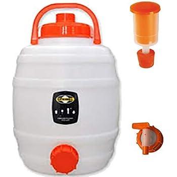 90013 F/ût /à boisson pour fermentation SPEIDEL 20 L rond 1 bonde de fermentation