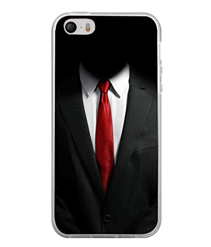 PrintVisa Designer Back Case Cover for Apple iPhone 5S (Suit shirt tie formal decent)  available at amazon for Rs.385