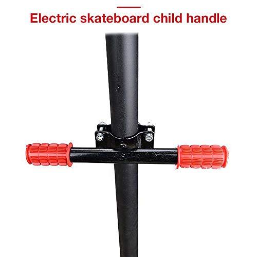 Etophigh La barandilla Scooter Grip para niños para Xiaomi M365, niños Bicicleta apoyabrazos Bicicleta...
