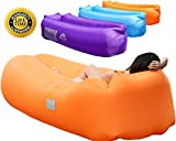 WEKAPO Inflatable Air Lounger, Blow up Sofa Couch - Best Reviews Guide