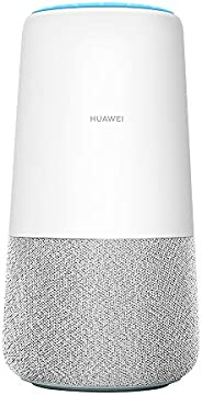 Huawei AI Cube Router 4G, Speaker con LTE Cat-6, Amazon Alexa Integrato, Velocità di Download fino a 300 MBps,