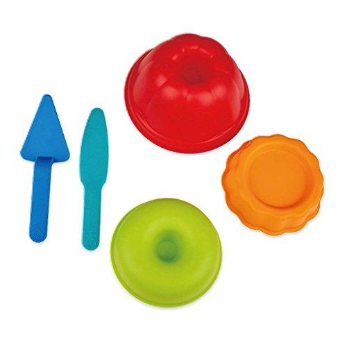 HAO SHOP Backen-Werkzeug-Set von 1-6 Strand Spielzeug Spielen Sand Tools Jungen und Mädchen Kind Baby Spielen Schaufel