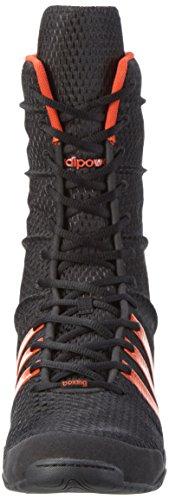 Adidas Adipower Scarponcino Da Boxe Adulto Nero/Rosso