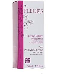 FLEUR'S - Crème solaire protectrice
