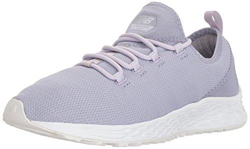 New Balance - Fresh Foam WARIA Schuhe für Frauen, 39 EUR - Width B, Daybreak/Thistle Purple Thistle