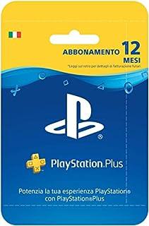 PlayStation Plus Card Hang Abbonamento 12 Mesi (B01C5ZJ7YW) | Amazon price tracker / tracking, Amazon price history charts, Amazon price watches, Amazon price drop alerts