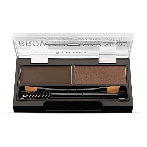 Rimmel London Brow This Way Brow Sculpting Kit Kit