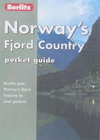 Berlitz Norway's Fjord Country Pocket Guide par (Broché - Oct 31, 2003)