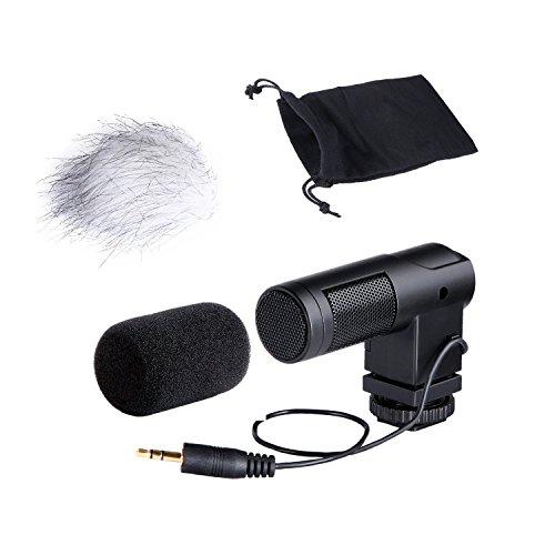 Movo Foto vxr260Mini X/Y Stereo Kondensator Video Mikrofon für DSLR Video-Kameras