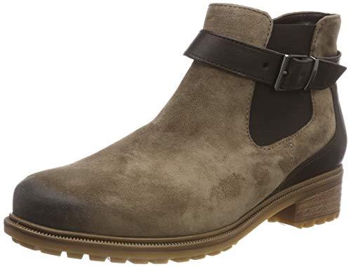 Kansas Schuhe (ara KANSAS, Damen Stiefeletten, Braun (TEAK, MORO 60), 39 EU (6 UK))