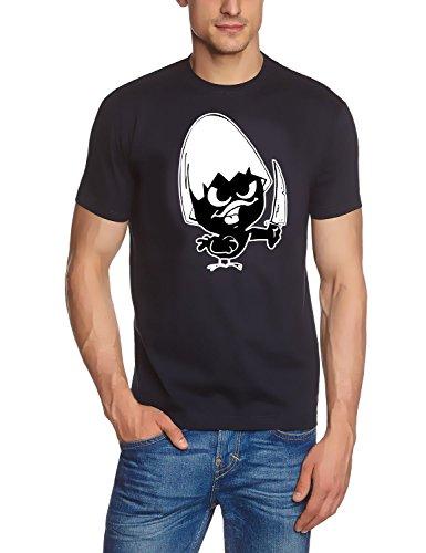 CALIMERO - 80er Jahre Kult T-Shirt navy Gr.XXXL