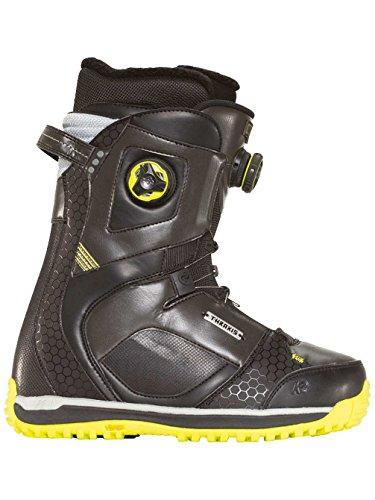K2 Snowboard Ashen Grey Botas, Hombre, Gris, 090